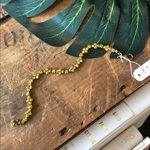 Sorrelli One of a Kind Lemon Bracelet